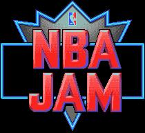 NBA Jam Logo by OMGWEEGEE2