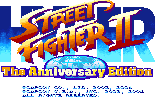 Hyper Street Fighter 2 Logo By Omgweegee2 On Deviantart