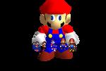Derpy Mario invasion