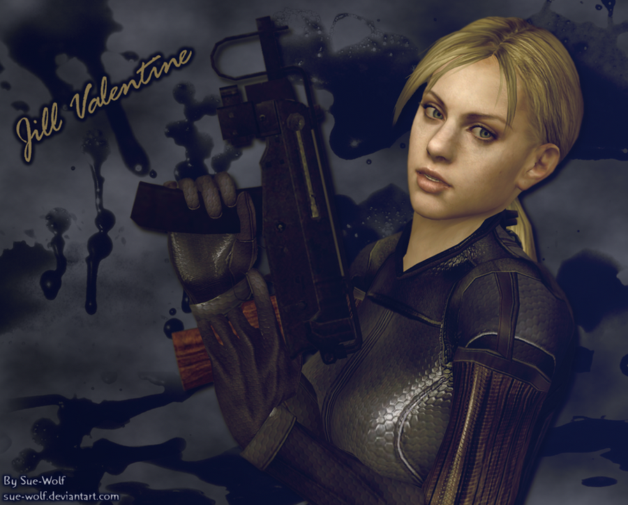 Hot Toys - VGM13: RE5: Jill Valentine (Battle Suit version)