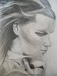 Portrait by Jujuly21