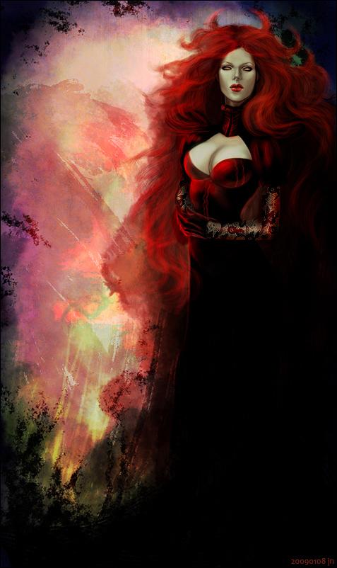 widow by Jean-Teufel