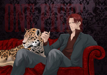 One Piece: Shanks leopard  VIP