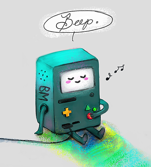 BMO! by ptelly