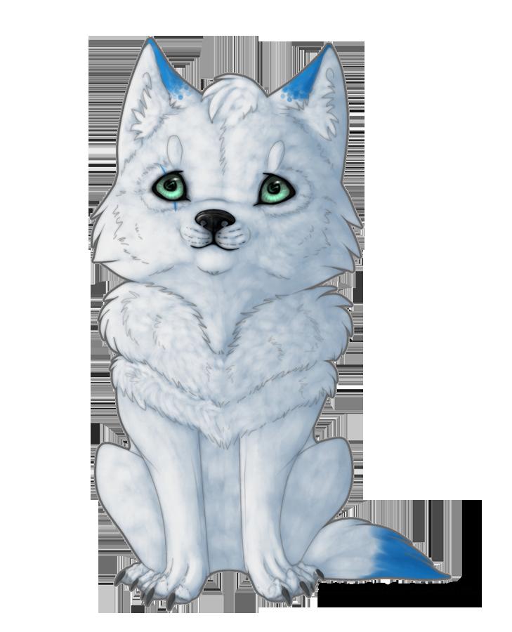 Gift for Furwolf by LelianaFox