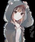 Miko Iino - Kaguya-Sama wa Kokurasetai | render