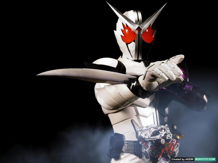 Kamen Rider Joker Memory Kamen Rider w Fang Joker
