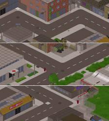 Hostile City update by Trippy-kyle