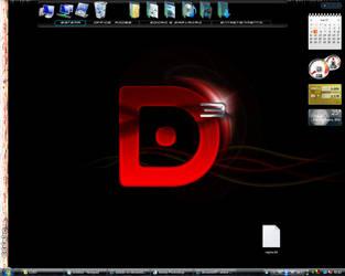 D3 Desktop Screenshot by dddxbr