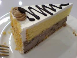 Jamaican Ice Cream Chocoz Cake by WaZzUpGaL