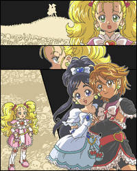 Pretty Cure in Hades