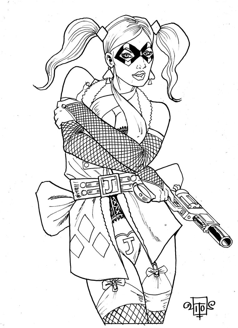 Suicide squad coloring sheets coloring coloring pages for Suicide squad coloring pages