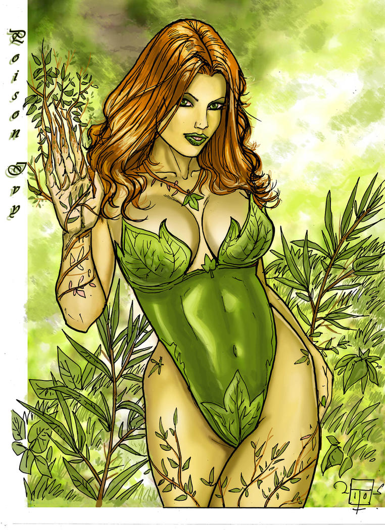 poison ivy Q 1 by FTacito