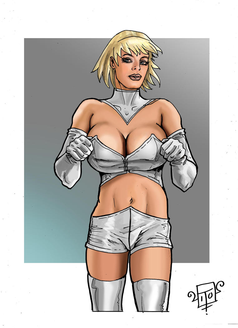 comics girls emma frost - photo #29