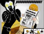 Death Note Ryuks Nightmare