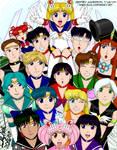 Request Sailor Senshi