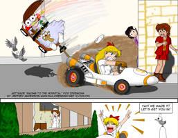 Nurse Venus Race to Hospital