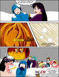 SM Interrupted by snowball by SailorEnergy
