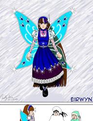 Artrade Ice Princess Eirwyn by SailorEnergy