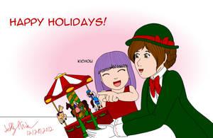 Christmas Gift for VampireKetsuki