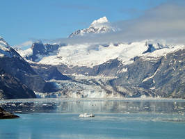 JA's Photo of Glacier at Glacier Bay, Alaska