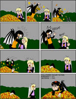 The Usual Halloween Scare by SailorEnergy