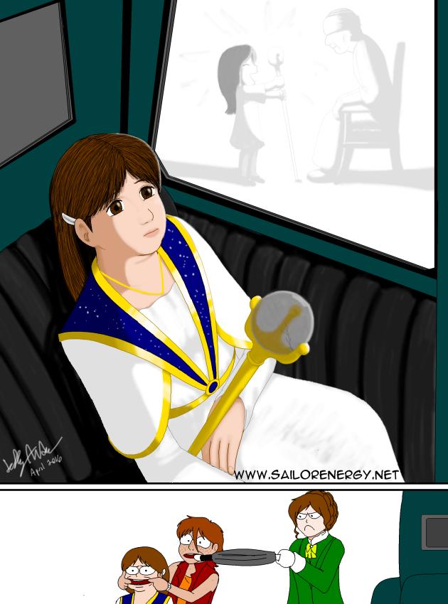 10. Theme Challenge: Memory by SailorEnergy