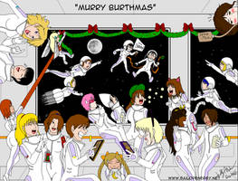 20 Murry Burthmas Party by SailorEnergy