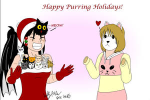 28 Meow Meow Meow!  Gift for pastelxmeow by SailorEnergy