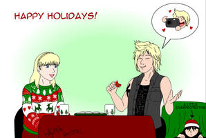 42  Celebrity Meeting Gift for AngelofBeauty88 by SailorEnergy