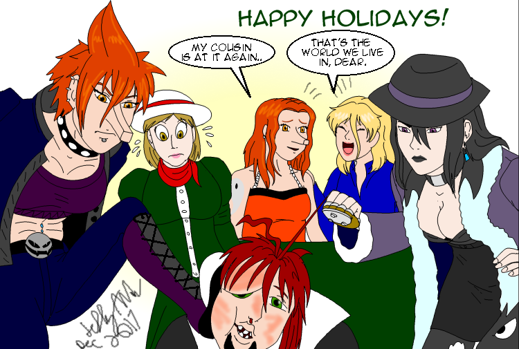 73 Hands off! Gift for CyberPunkSammy by SailorEnergy