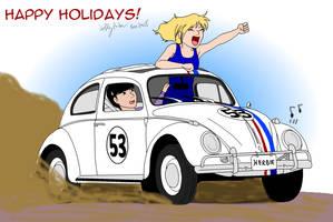 38 Herbie Ride for Britishman1940 by SailorEnergy