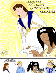 Pacificators Ch.64: Oh Great Goddess of Cooking
