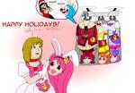 44 Holidays Gift for kannaneko
