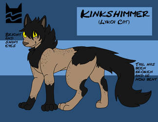 Kinkshimmer Ref by rexyplexy