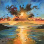 Morar Sunset