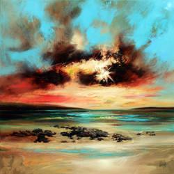 Barra Shore by NaismithArt