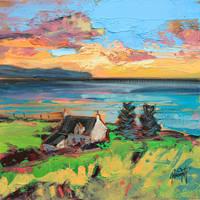 Skye Light Study by NaismithArt