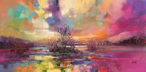 Loch Fyne Colour by NaismithArt