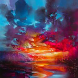Liquid Light 2 by NaismithArt