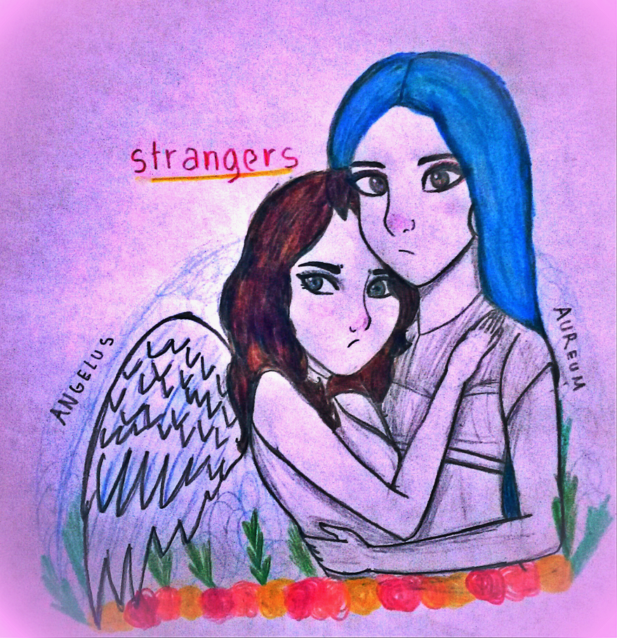 Not Lovers Just Strangers