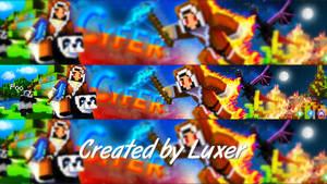 Cyfer's Minecraft Banner
