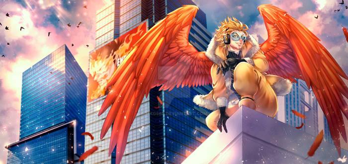 MHA Hawks