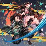 DemonSlayer by MKG666