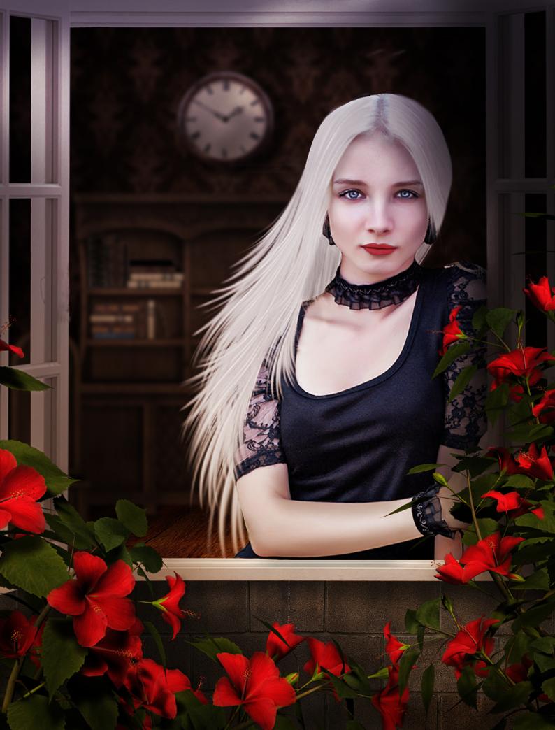 Lady by zzii6nahb