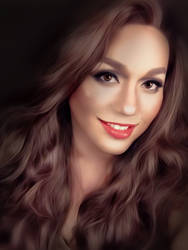 O - Divas Precious Paula Nicole by zzii6nahb