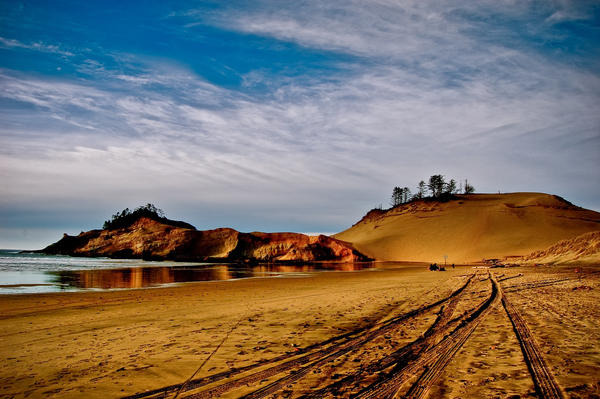 Oregon Coast by ukeHippie