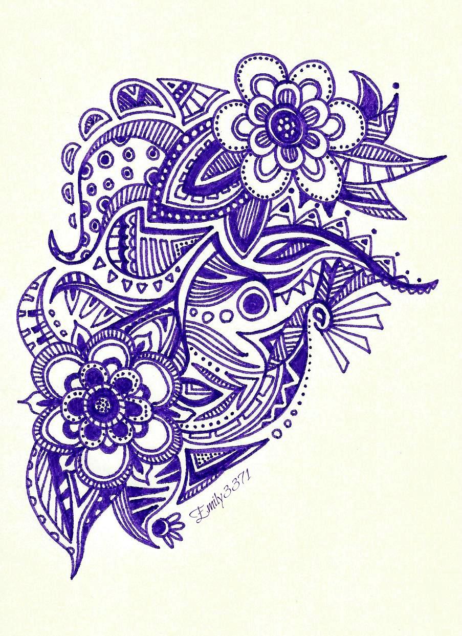 Flower Frenzy by emily3371