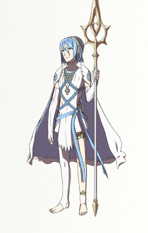 Fire Emblem Fates Azura Genderbend By Acgearmaker On Deviantart