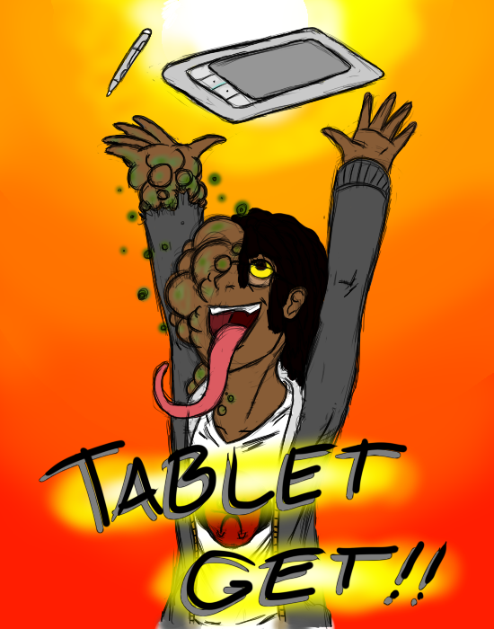 TABLET GET by Drakatha